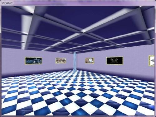 Zamron in-game screenshot