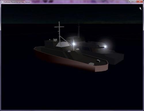 Collision Prevention at Sea